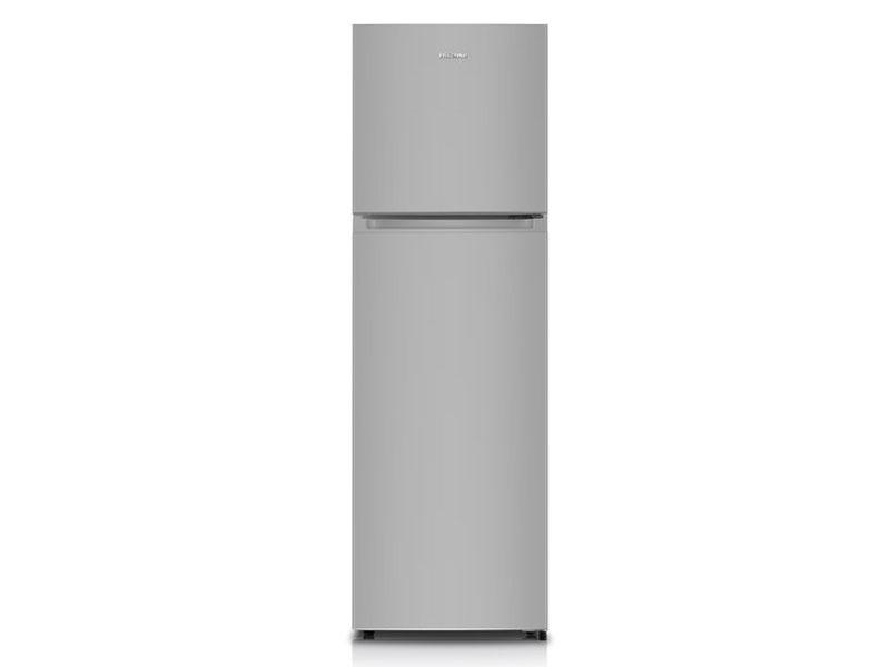 Hisense 220-liter Fridge RD22DR4SA; Double Door, Top Mount Auto Defrost Freezer Double Door Fridges Double door fridge