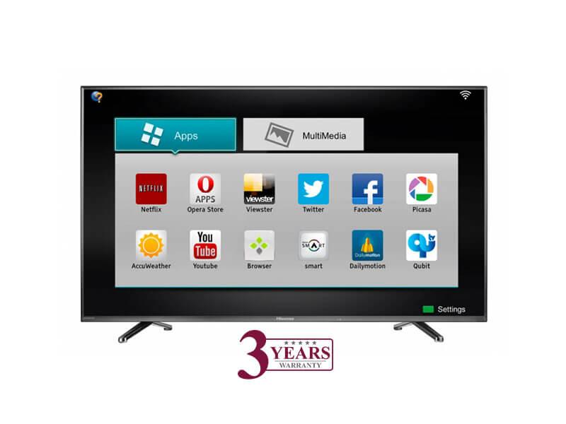 Hisense Full HD 32 inch Smart TV 32N2170HW