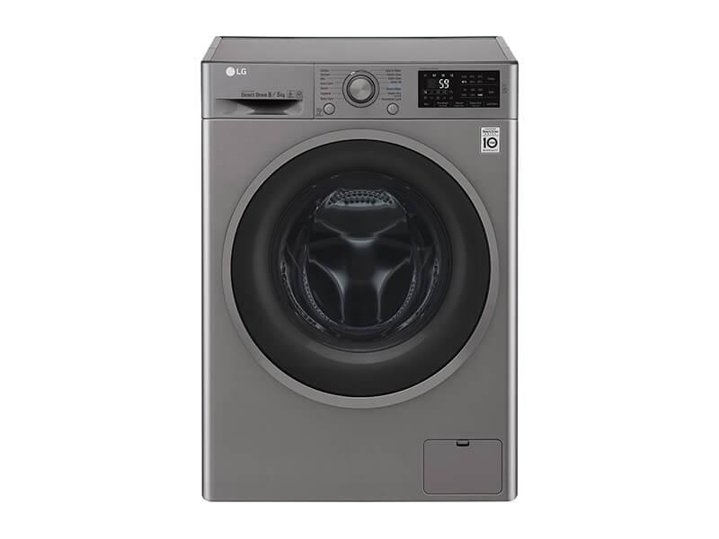 LG 8kg/5kg Front Loading Washer Dryer – F4J6TMP8S Front Load Washers front load washing machine