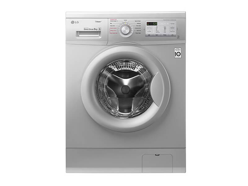 LG Steam Washing Machine 8kg – FH4G7TDY5