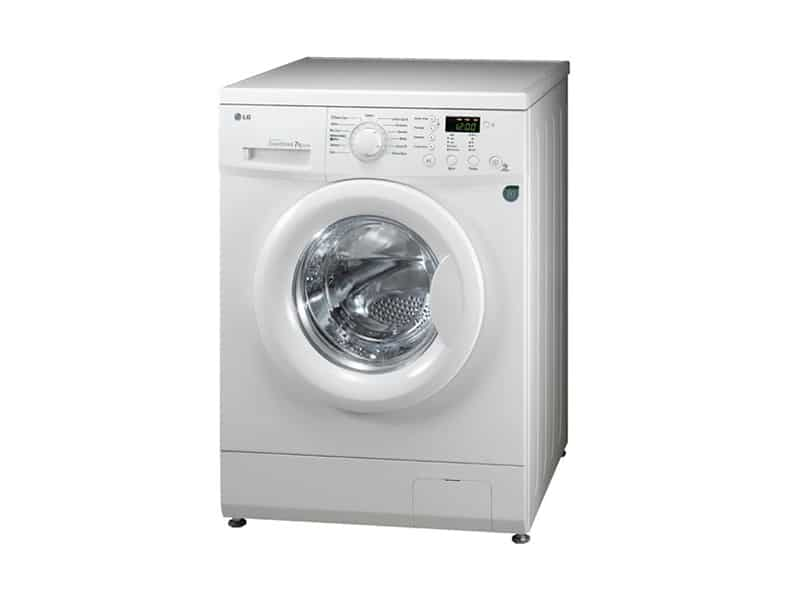 LG Front Load Washing Machine, 7kg – FH0C3QDP2