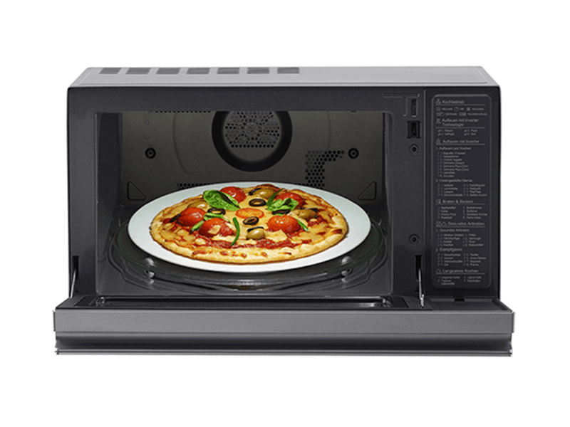 LG Inverter Convection Microwave Oven MJ3965ACS - 39L