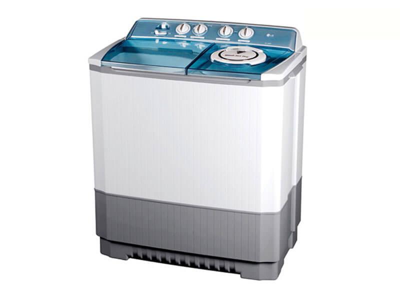 LG Twin Tub Washing Machine, 11kg – P1460RWN