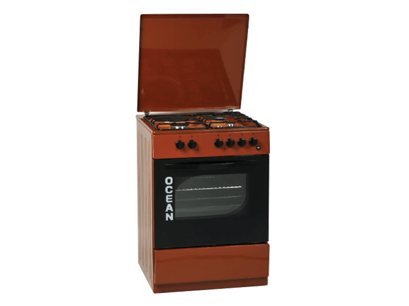 Ocean Cooker OCV6631TFES (3 Gas + 1 Electric + Oven)