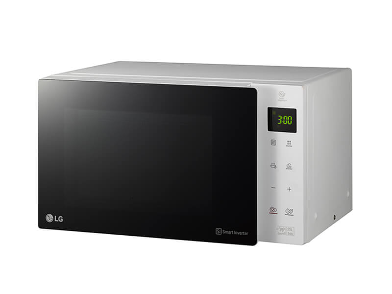 LG Microwave Oven MS2535GISW – 25L