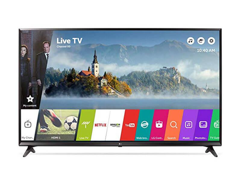 LG Full HD 43 inch Smart TV 43LK5730PVC