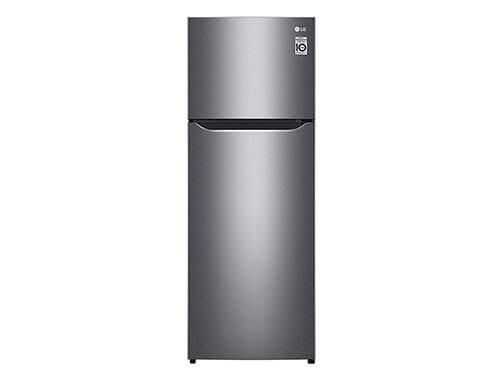 LG 225-liter Refrigerator GN-B222SQBB; Frost-free, Double Door, Inverter compressor and Multi Airflow. Double Door Fridges Double door fridge