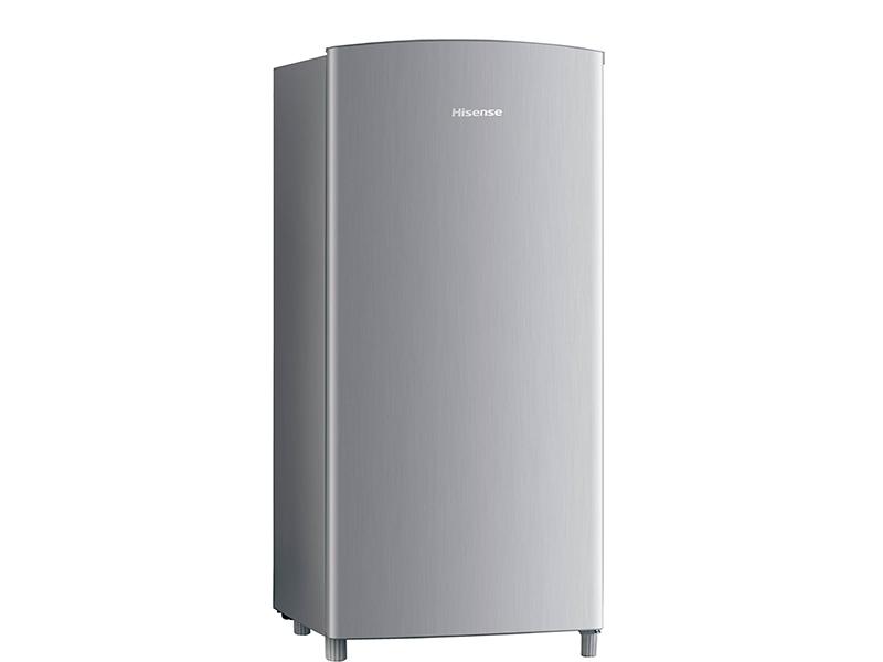 Hisense 195 liter Refrigerator, 195 liter Single Door Fridge RR195DAGS; Semi-automatic Defrosting Hisense Fridges Hisense Fridge
