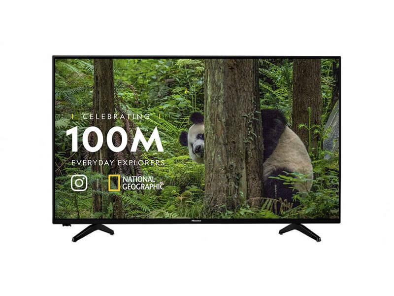 Hisense 32 Inch LED TV + Inbuilt Decoder,  LEDN32D30