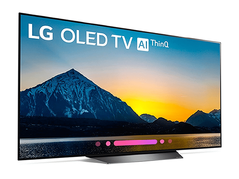 LG 4K UHD 65 inch OLED Smart TV – OLED65C7V