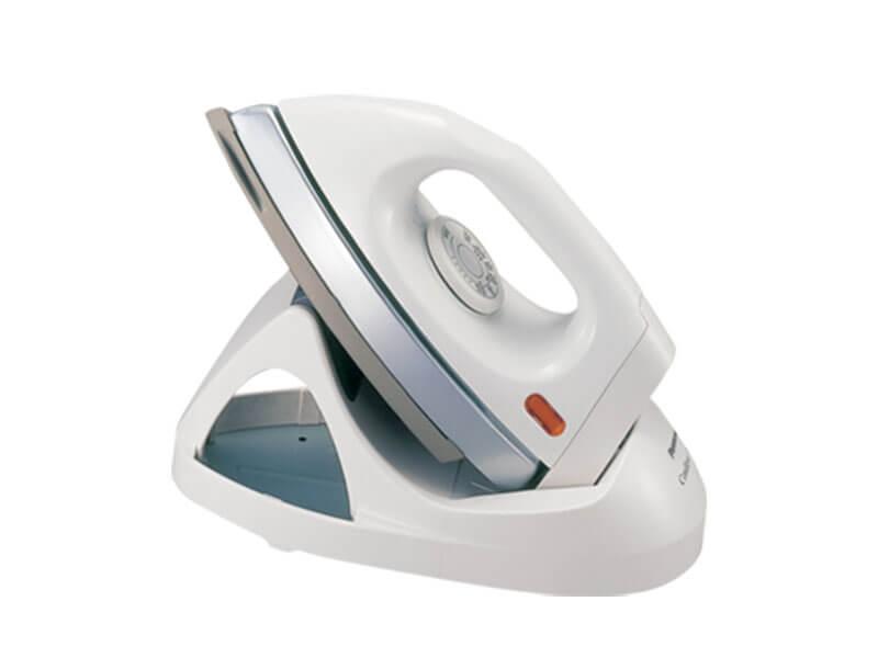 Panasonic Cordless Heavy Weight Dry Iron, 1.4kg, non-stick soleplate – NI-100DX Dry Irons Flat Irons