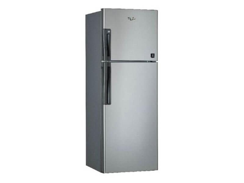 Whirlpool Double Door Refrigerator 242 liters – Silver WTM302RSL, Double Door Fridges Double door fridge