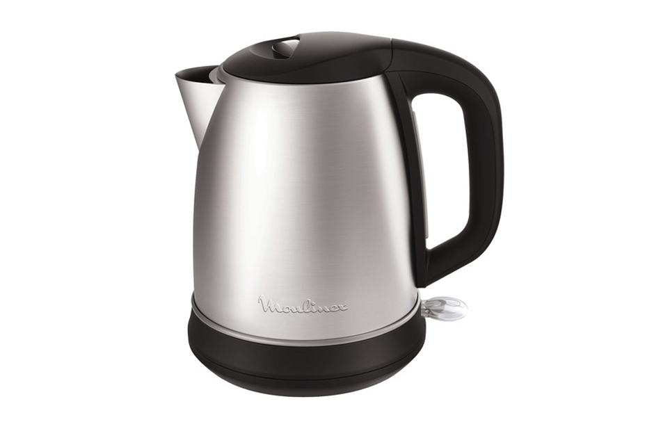 Tefal Kettle Inox 1.7 L - A pot that is sitting on a table - Moulinex Subito Select BY550D10
