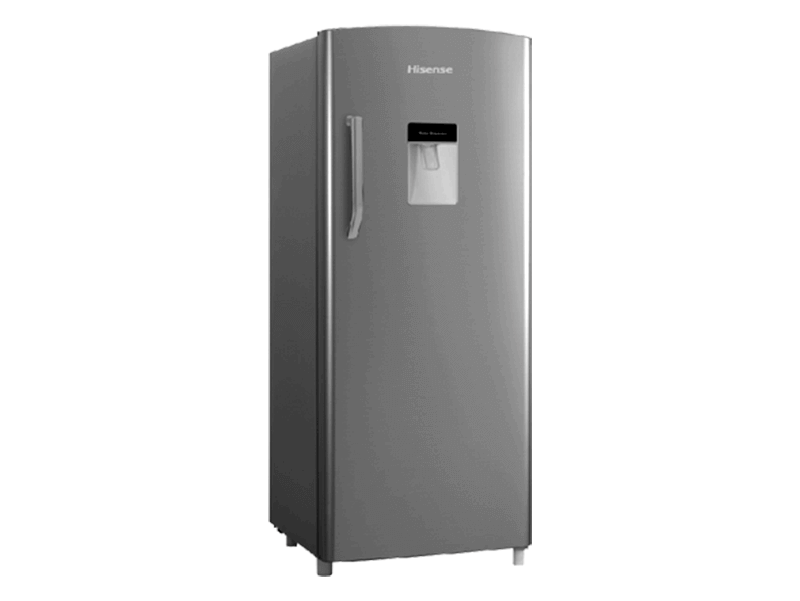 Hisense 229L Single Door Fridge with Water Dispenser – RR229D4WGU
