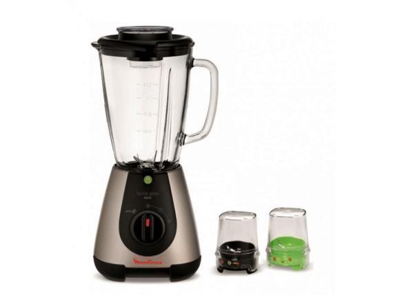 Moulinex Blender 500W with Glass Jar – LM313A28 Blenders blender with glass jar