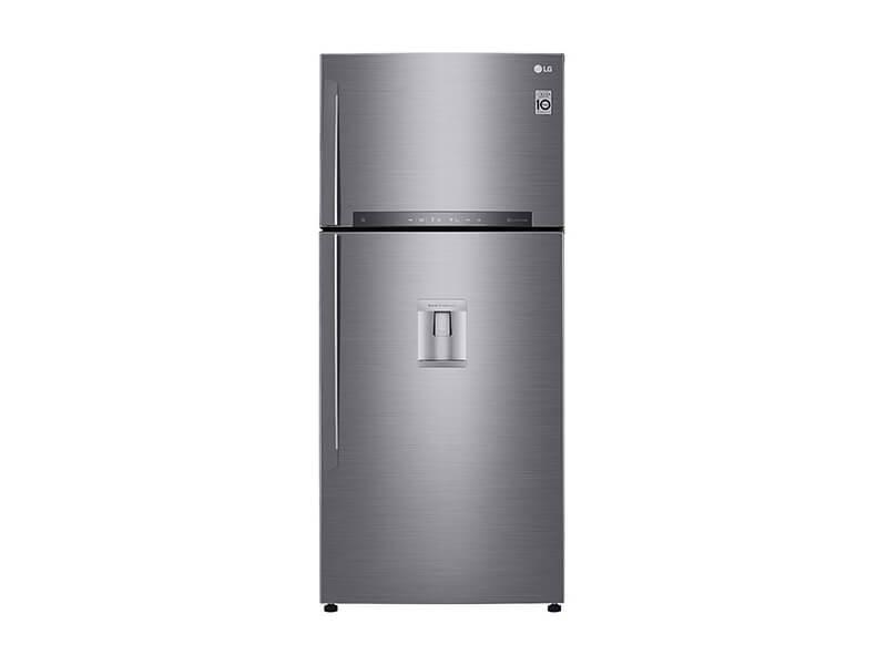 LG Double Door Fridge with Dispenser 547L – GN-F702HLHU Double Door Fridges Double door fridge