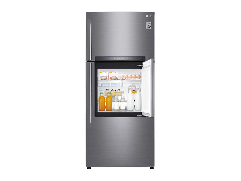 LG Door-in-Door Fridge with Dispenser 547L – GN-A702 HLHU