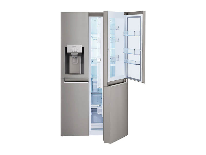 LG Fridge Door-in-Door, Side-By-Side 600L – GC-J247SLUV