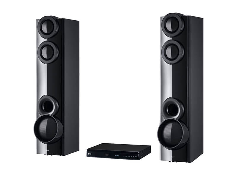 LG DVD Home Theatre System – LHD667