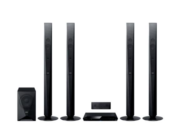 Sony 5.1Ch Bluetooth DVD Home Theatre System 1000W – DAV-DZ950 Home Theatre Systems Hometheatre