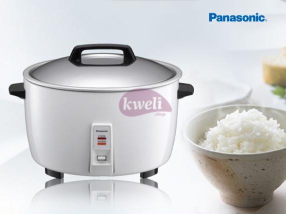 Panasonic Family Rice Cooker 4.2 liters, 1500 watts – SRGA421 Kitchen Appliances Rice Cooker