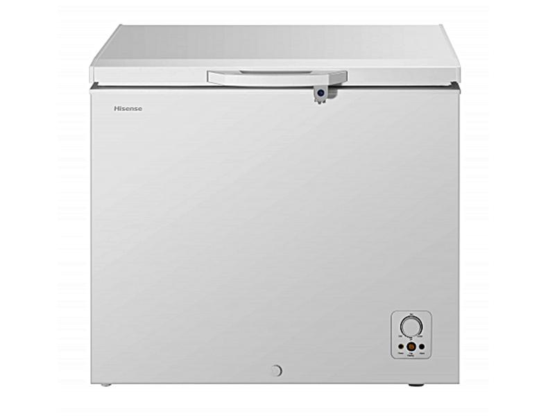 hisense 260l chest freezer