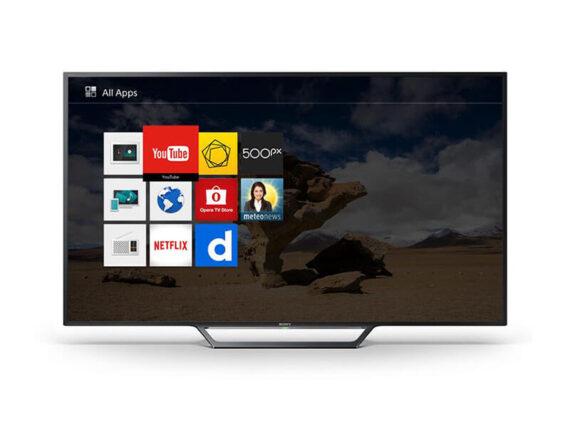 Sony Bravia 40 Inch Smart TV with FM Radio – KDL40W650D HD TVs SONY BRAVIA