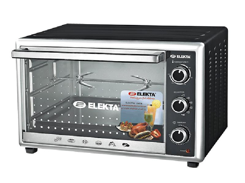 Elekta 60L Electric Oven with Rotisserie –  EBRO-752(K) Electric Ovens Electric Ovens