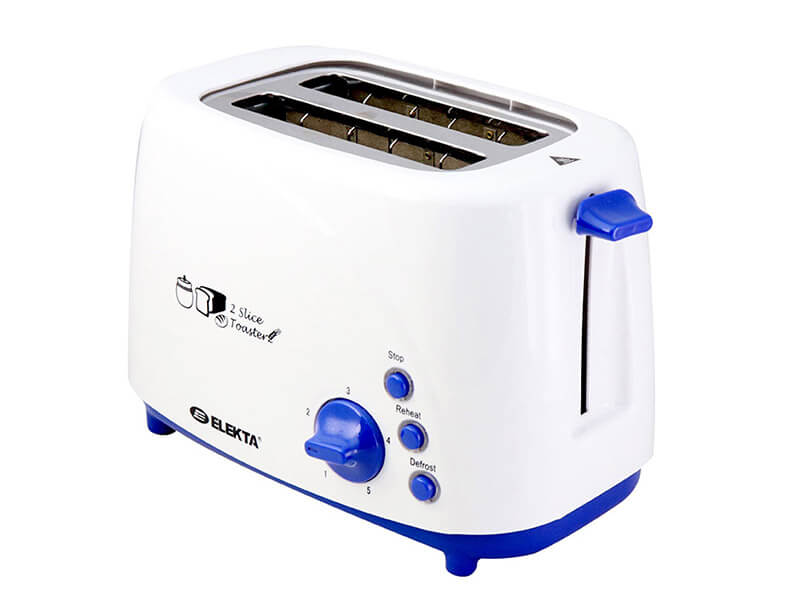 Elekta 2 Slice Toster with Cool Touch – ET-252