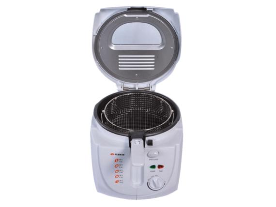 Elekta 2.5L Deep Fryer – EDF-800MKII Deep Fryer