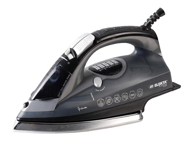 Elekta Platinum Smart Iron With LED Digital Display, EP-SI-851