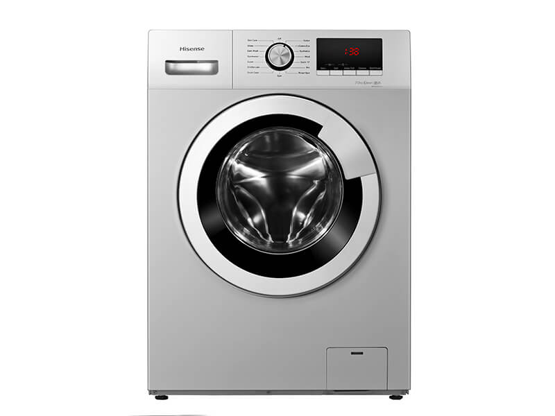 Hisense 7kg Front Load Washing Machine A+++ – WFHV7012S Front Load Washers front load washing machine