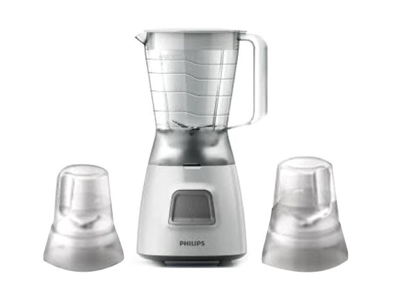 Philips Juice Blender + 2  Millers HR2058, 1.25L, 400W