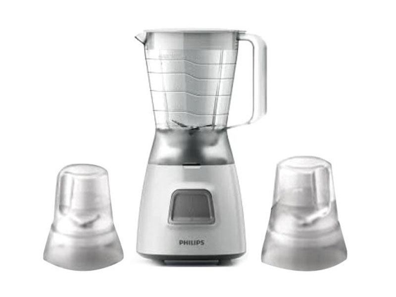 Philips Juice Blender with 2 Mills – HR2058, 1.25L, 450-watts Blenders Blenders