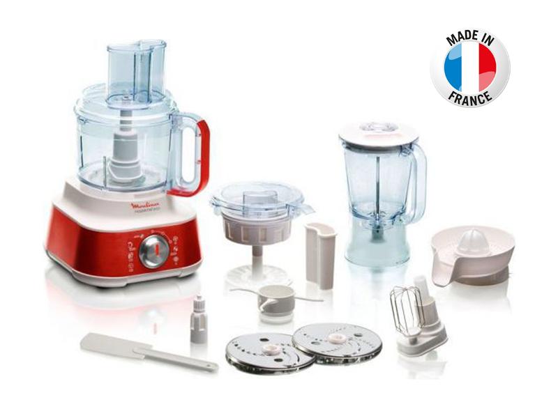 MOULINEX Food Processor FP659GBA; Masterchef 8000 1000 watts food processor with Blender Cake Mixers Blender juicer meat grinder