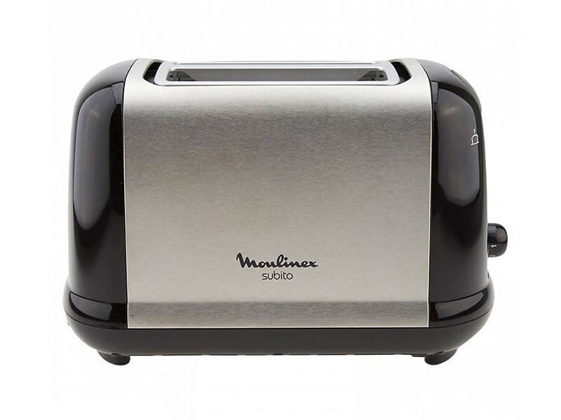 Moulinex 2-Slice Bread Toaster – LT340827