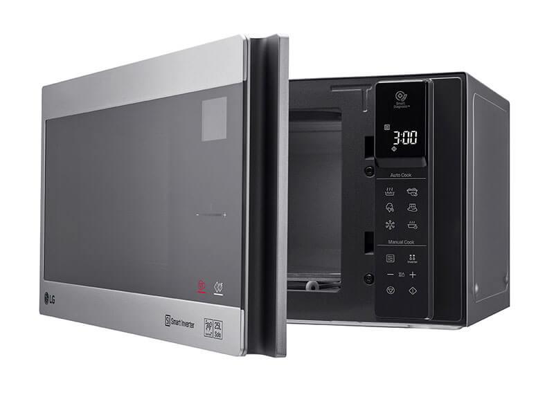 LG Neochef Inverter Solo Microwave Oven MS2595CIS – 25L