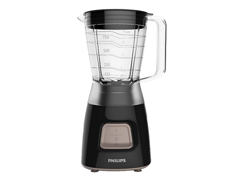 Philips Daily Collection Blender + 2 Mills HR2058, 1.25L, 450W