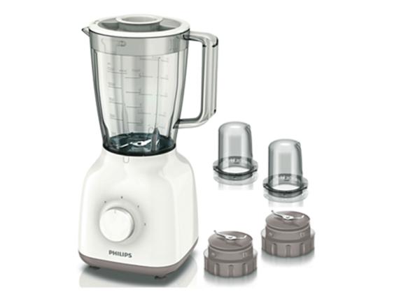 Philips Juices & Smoothie Blender + 2 Grinders HR2113, 1.5L, 400W Blenders Blenders