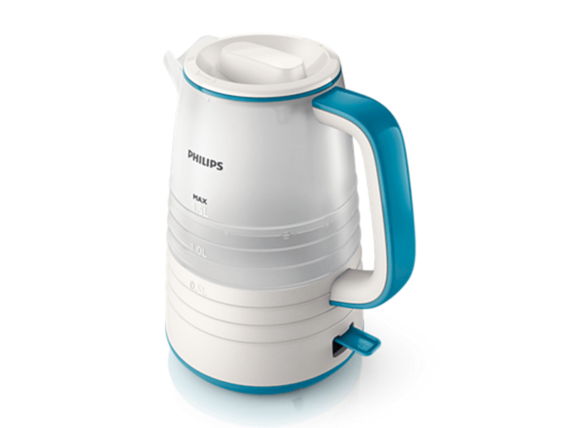 Philips Daily Collection Electric Kettle HD9334, 1.5L, 2200W Electric Kettles Electric Kettles