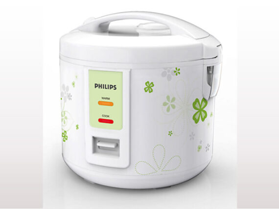 Philips Daily Rice Cooker HD3017, 1.8L, 650W Rice Cookers