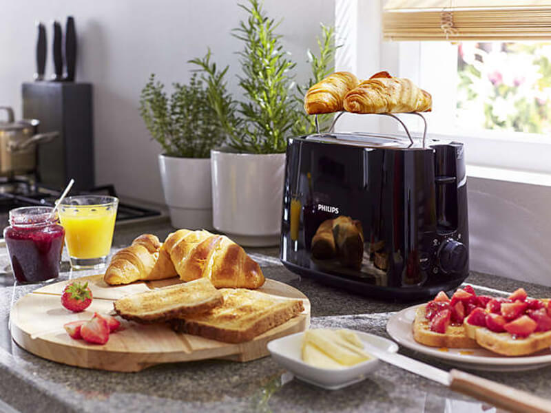 Philips Integrated Breads & Rolls Toaster HD2581