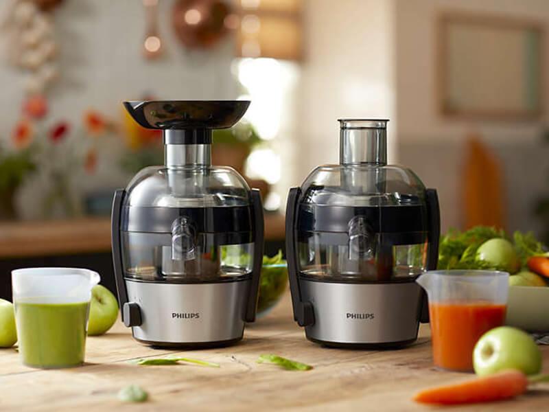 Philips Compact Juicer 500 watt, 1.5-Litre HR1836 Juice Extractors Juice extractors