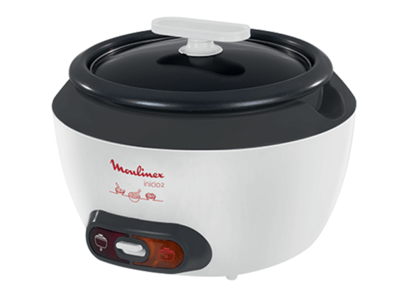 Moulinex Inicio Rice Cooker 1.8L, 700W  – MK156127 Cookers and Ovens Rice Cooker