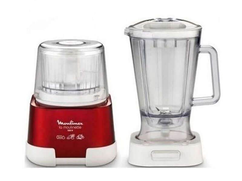 Moulinex Meat Grinder/Mincer with Blender 1000W- DP805G27