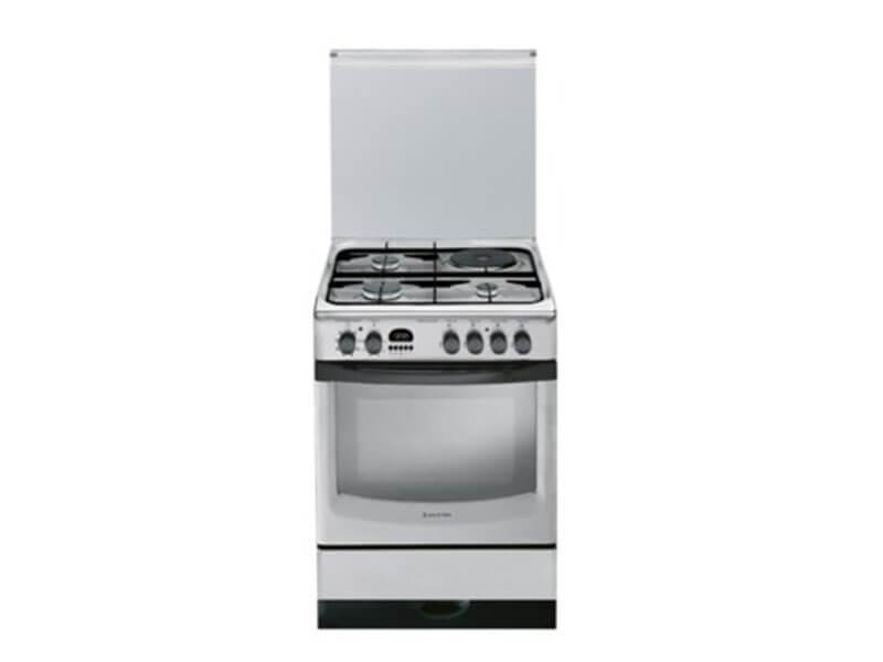 Ariston  Combination Cooker (3 Gas + 1 Elec. + Elec. Oven & Grill) – A6MMC6AF