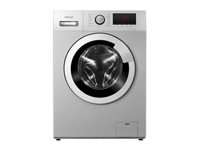 Hisense 8KG Front Load Washing Machine WFHV8012S Front Load Washers front load washing machine