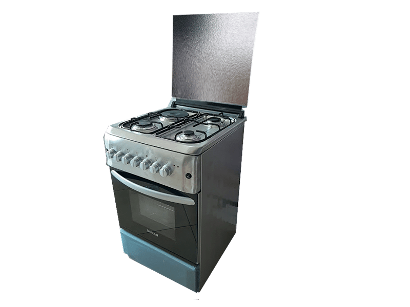 Ocean 3+1 Cooker with Electric Oven OCER 5531-5ICZ