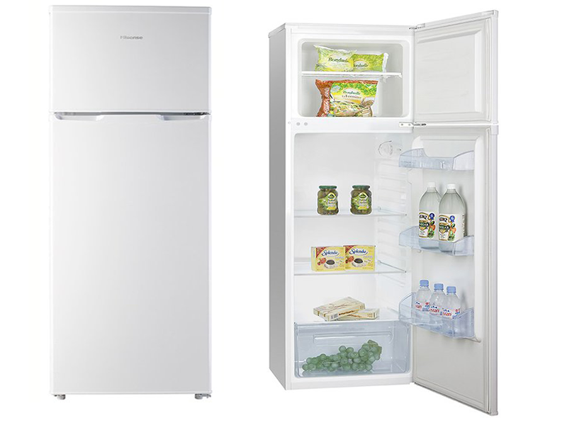 Hisense 280L Double Door Refrigerator, Frost Free – RD28DR