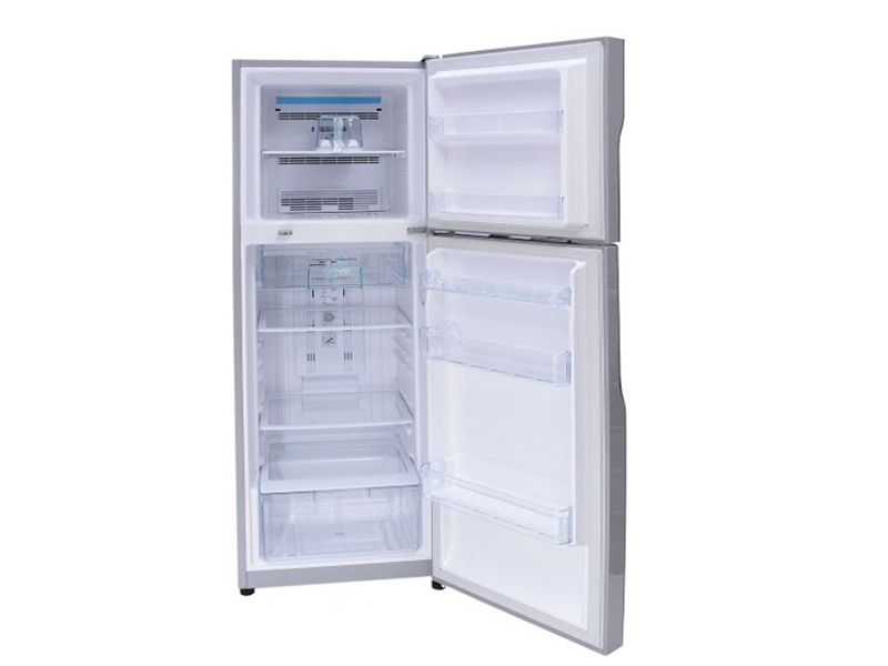 Hitachi 330L Double Door Refrigerator with Inverter Compressor – RH330PUNSKSLS